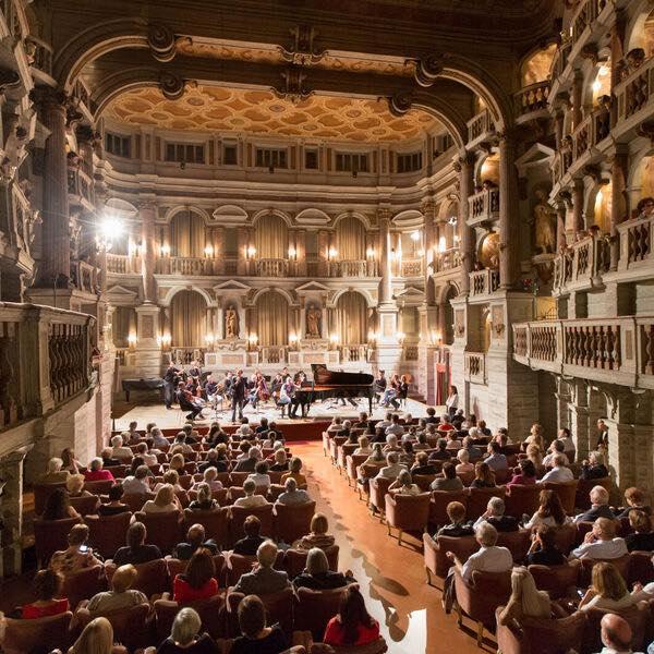 Teatro Bibiena – Mantova