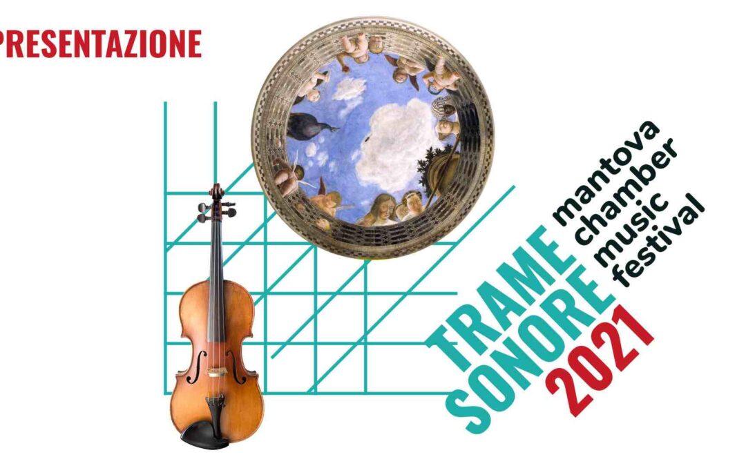 Presentazione Trame Sonore 2021 – Diretta da Palazzo Ducale